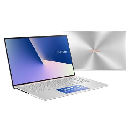 Asus ZenBook UX534FTC-A8224R Silver, 15.6 , FHD, 1920 x 1080 pixels, Matt, Intel Core i7, i7-10510U, 16 GB, SSD 1000 GB, Intel UHD Graphics Portatīvais dators
