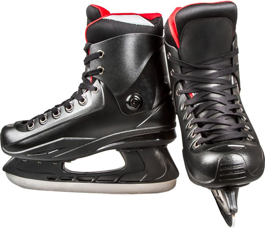 Tempish Pro Lite '15 Black Ice Hockey Skates s. 37 (130000100237) Slidošanas un hokeja piederumi