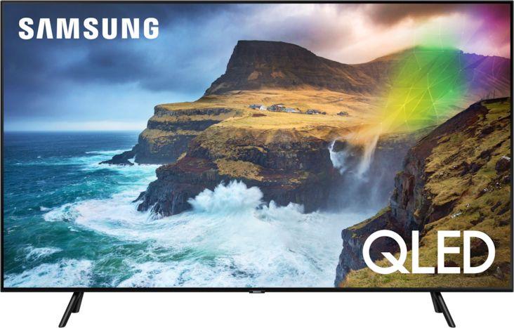 SAMSUNG QE65Q70TATXXH QLED TV 65in LED Televizors