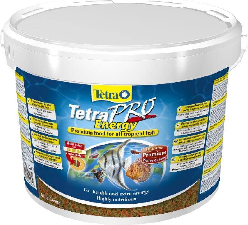 Tetra TetraPro Energy 10 L zivju barība