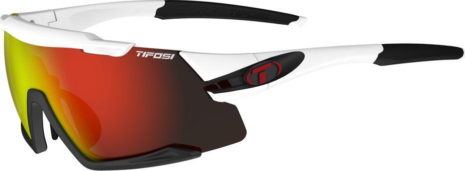 TIFOSI Aethon Clarion White / Black sports glasses