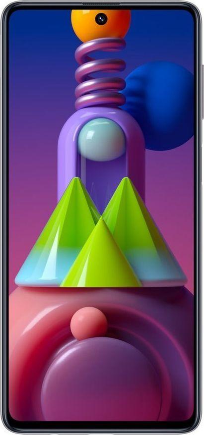 Samsung Galaxy M51 128GB White Mobilais Telefons
