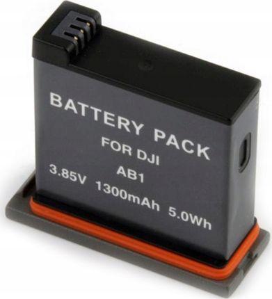 Travor Rechargeable Battery / Ab1 Type Battery For Dji Osmo Action + Protective Box Sporta kameru aksesuāri