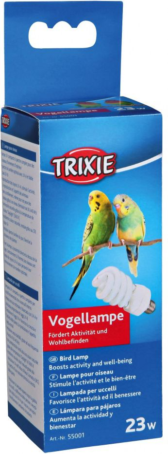 Trixie Bird lamp 23W
