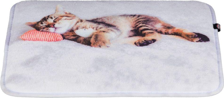 Trixie Mat Nani gray 40 × 30 cm piederumi kaķiem
