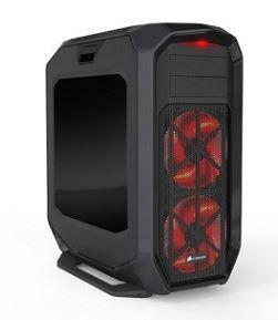 Corsair Graphire Series 780T Black, Full Tower up to XL-ATX Datora korpuss