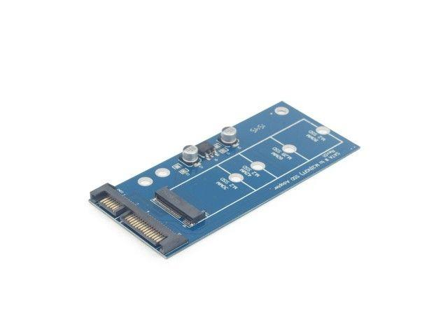 Gembird adapter card M.2 (NGFF) to mini sata (1.8'') piederumi cietajiem diskiem HDD