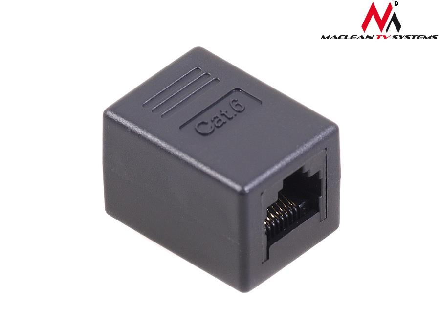 RJ45 connector cat6 MCTV-811 kabelis, vads