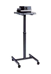 SOLO (on  €‹ €‹wheels, height-adjustable) biroja tehnikas aksesuāri