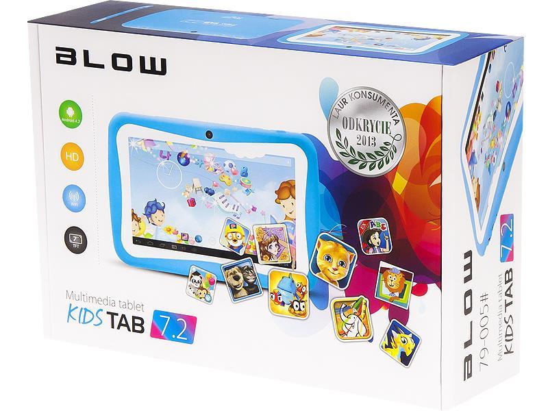 BLOW KidsTAB 7.4 blue Planšetdators