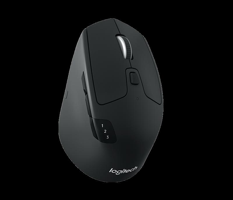 Logitech  M720 Triathlon Mouse - 2.4GHZ/BT - EMEA Datora pele