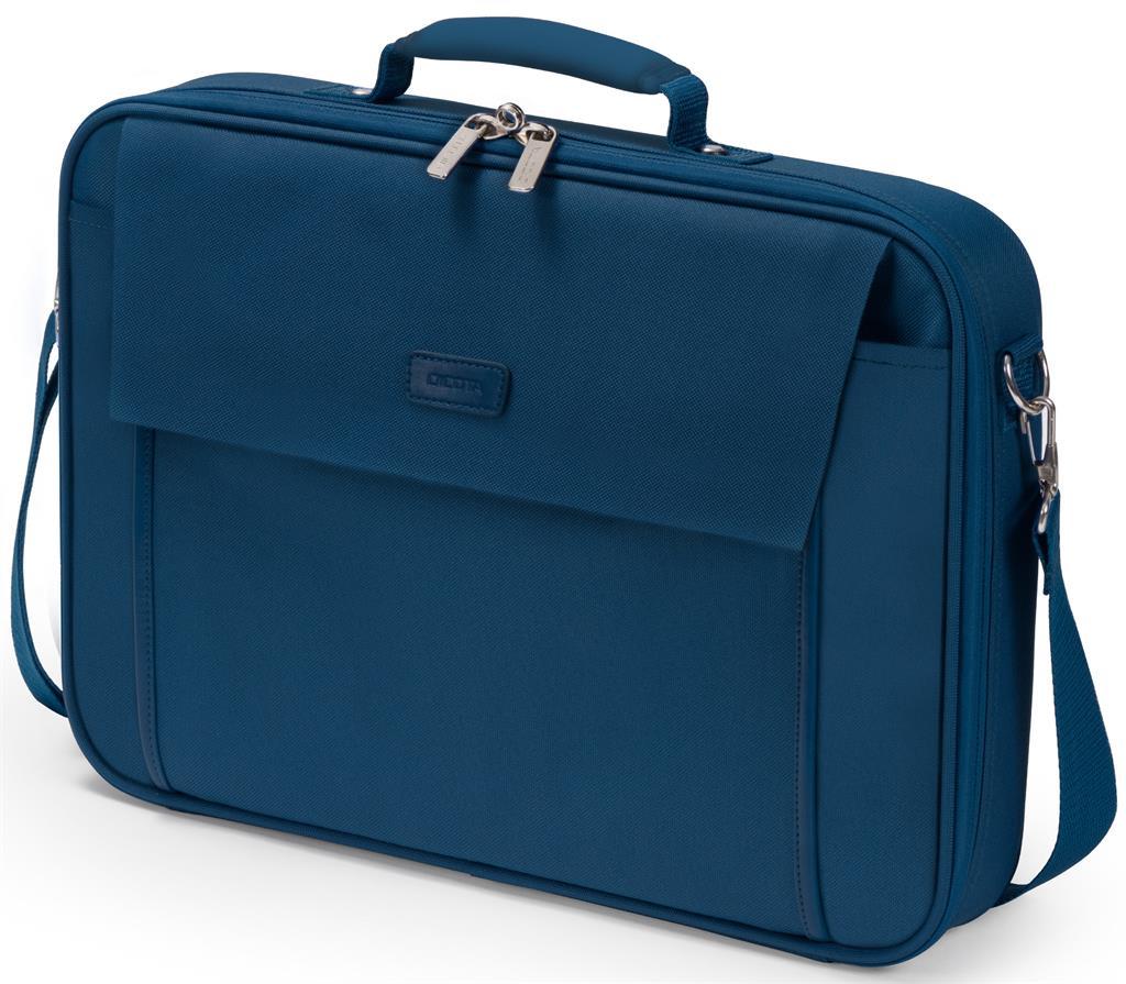 Dicota Multi BASE 14 - 15.6 Blue notebook case portatīvo datoru soma, apvalks