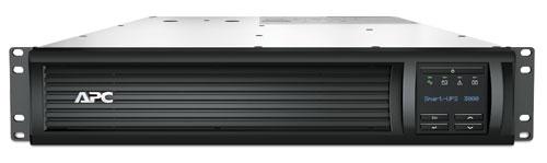 APC Smart UPS 3000VA LCD RM 2U 230V nepārtrauktas barošanas avots UPS