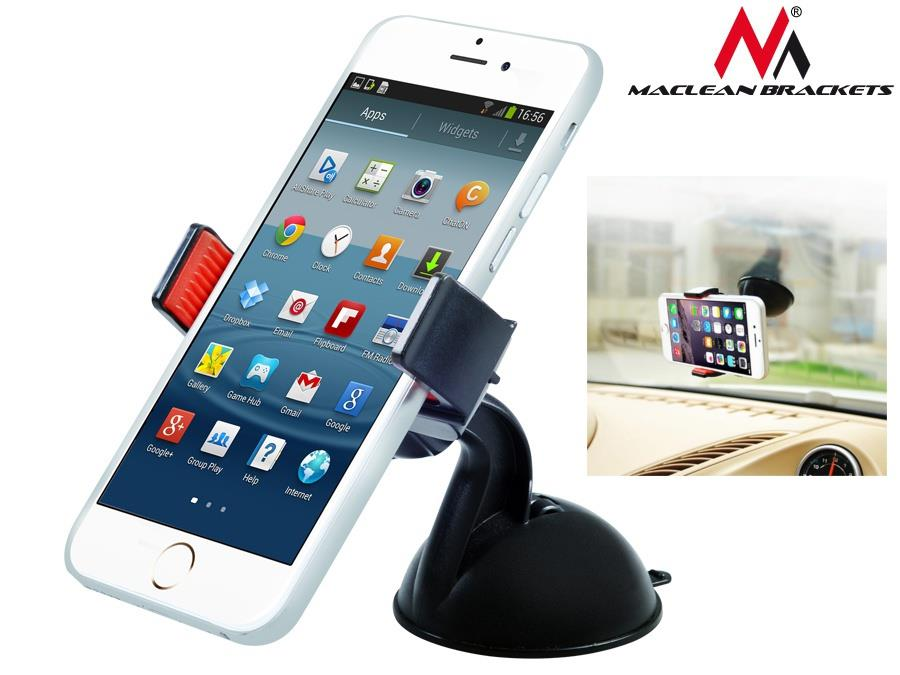 Car phone holder MC-658  Maclean Mobilo telefonu turētāji