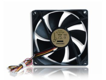 CASE FAN 90MM/FANCASE2 GEMBIRD ventilators