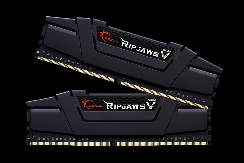 G.Skill Ripjaws V 16GB DDR4 3.200MHz CL16 DIMM KIT operatīvā atmiņa