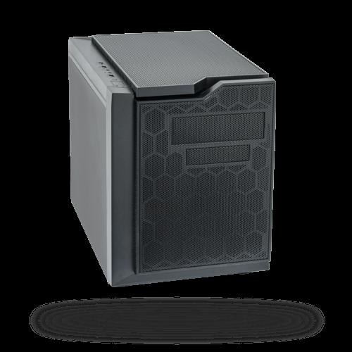 Chieftec case ATX series CUBE CI-01B-OP Datora korpuss