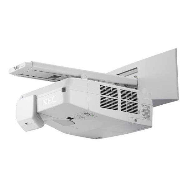 NEC UM301W (LCD, WXGA, 3000AL incl. Wall-mount) projektors