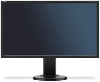 NEC E223W W-LED, DVI, black monitors