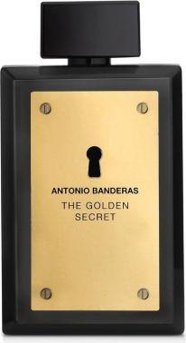 Antonio Banderas The Golden Secret EDT 50ml Vīriešu Smaržas