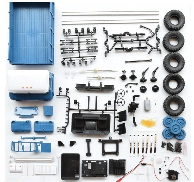 WPL B-24K 1:16 4x4 - KIT – glue Radiovadāmā rotaļlieta