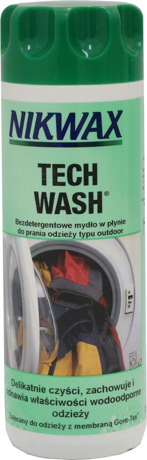 Nikwax Garment cleaner with Tech Wash 300ml (NI-07)