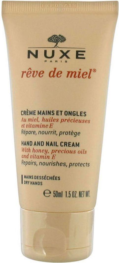 Nuxe Reve de Miel Hand And Nail Cream 50ml kosmētika ķermenim
