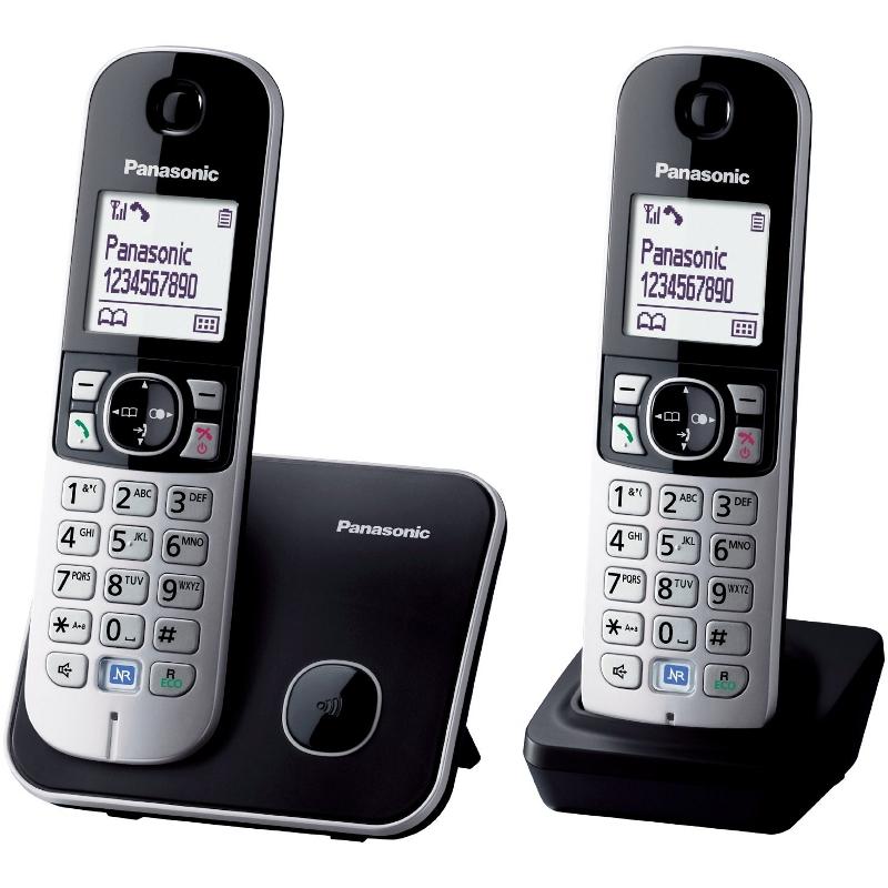 PANASONIC KX-TG6812 telefons