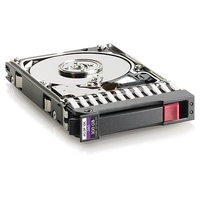 HP 300GB 6G SAS 10K 2.5in DP ENT HDD cietais disks