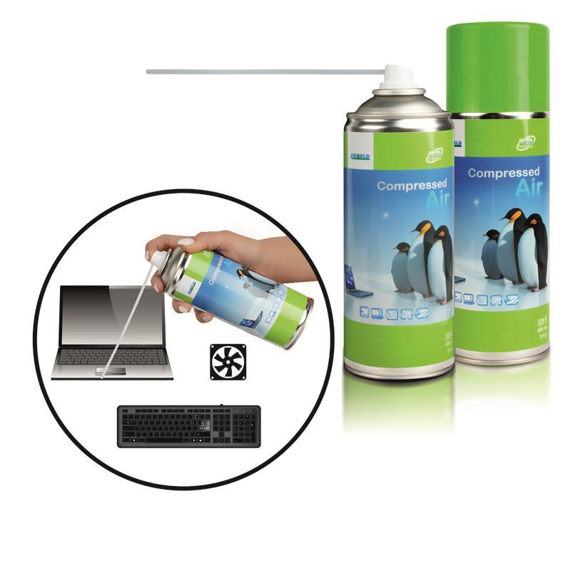 4World Compressed air ( 400 ml ) tīrīšanas līdzeklis