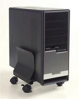 Heavy duty CPU holder (black) biroja tehnikas aksesuāri