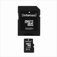 Intenso micro SD 32GB SDHC card class 10 atmiņas karte