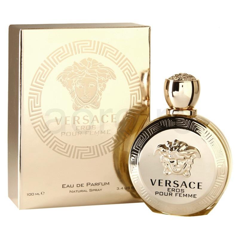 Versace Eros Pour Femme Eau de Parfum  100 Women