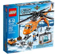 LEGO Arctic Helicrane 60034 LEGO konstruktors
