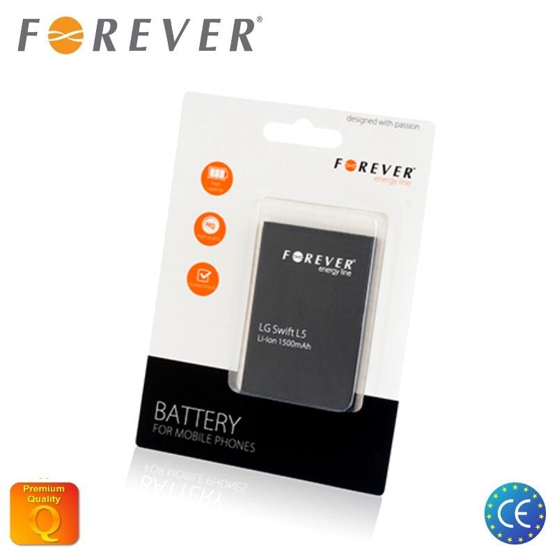 Forever Akumulators LG Swift L5 P970 E730 E610 Li-Ion 1500 mA akumulators, baterija mobilajam telefonam