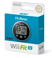 Wii U Fit Meter black (Wii U) spēļu aksesuārs