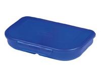 Herlitz Brotdose blue Skolas somas un penāļi