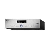 AEG KRC 4368 DAB+ silver radio, radiopulksteņi