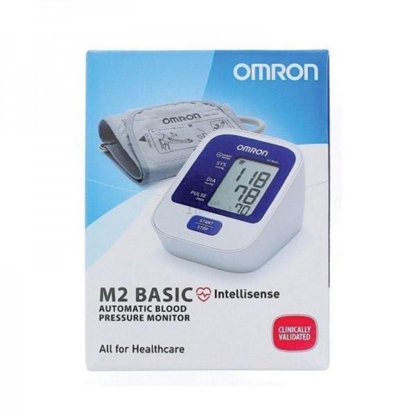 Omron M2 Basic HEM-7120-E asinsspiediena mērītājs