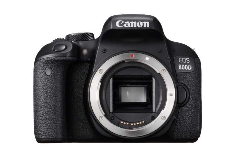 Canon EOS 800D Body Spoguļkamera SLR
