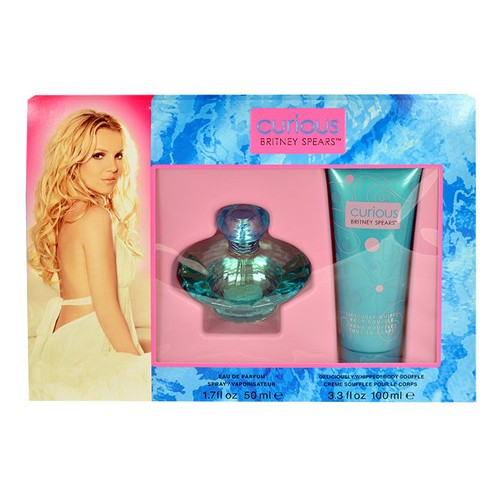 Britney Spears Curious Edp 50 ml  + 100ml body cream 50ml Smaržas sievietēm