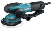 Makita BO6050J Schwingschleifer 750W black, Blau Bandschleifmaschine (BO6050J) Elektriskais zāģis