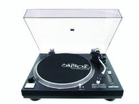 Omnitronic DD-2520 black radio, radiopulksteņi