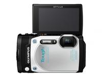 Olympus TG-870 16 MP, Compact camera, Image stabilizer, 5 x, 640 x 480,1280 x 720,1920 x 1080 pixels, LCD, 7.62