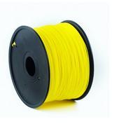 Filament Gembird ABS Yellow | 1,75mm | 1kg 3D printēšanas materiāls