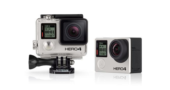 GoPro Hero4 Black Edition Adventure sporta kamera