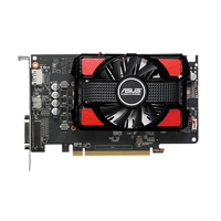 ASUS Radeon RX 550 - 2GB - HDMI DP DVI video karte