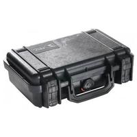 Peli 1170 HardBack Case Black for hand-held electronics