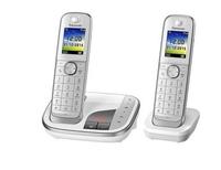 Panasonic KX-TGJ322GW white telefons