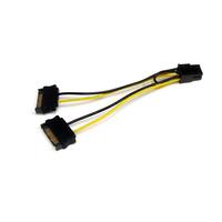 StarTech.com SATA TO 6 PIN PCIE ADAPTER